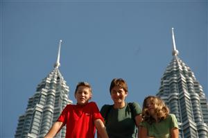 Twin Towers & Family